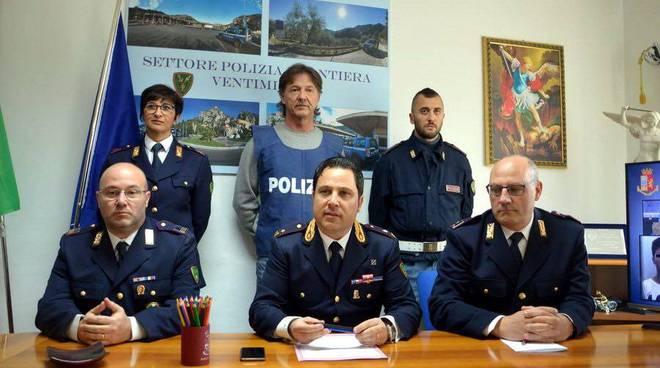 polizia di frontiera
