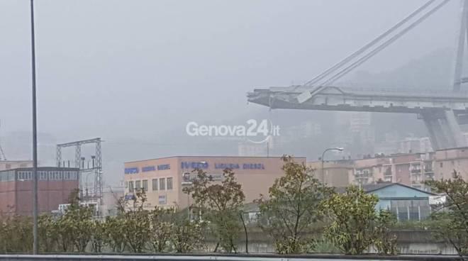 riviera24 - crollo ponte morandi genova