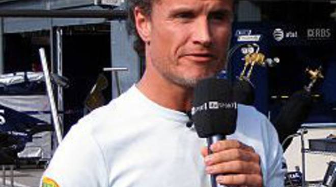 riviera24 - David Coulthard