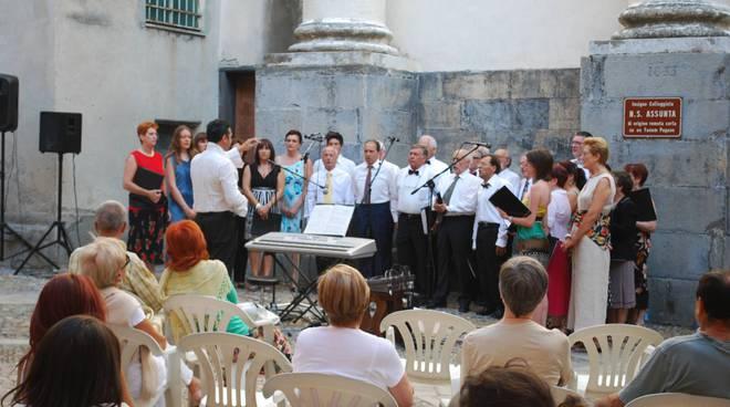 riviera24 - Festa patronale dell'Assunta a Triora