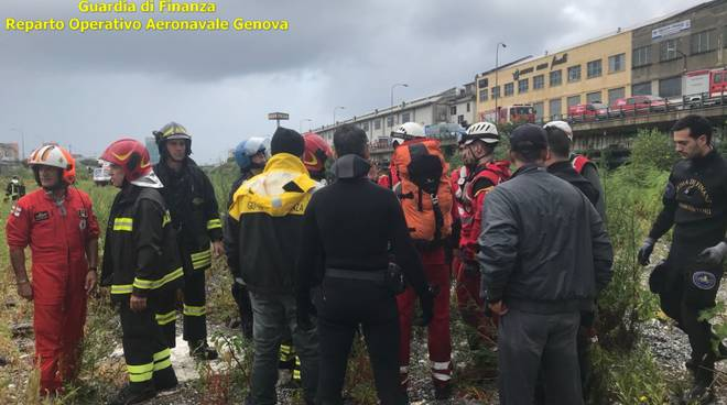 ESCLUSIVO TPI.it: Il primo video immediatamente successivo alla tragedia di Genova