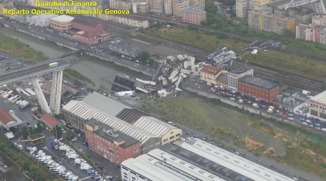 riviera24 - Genova, il crollo del ponte Morandi
