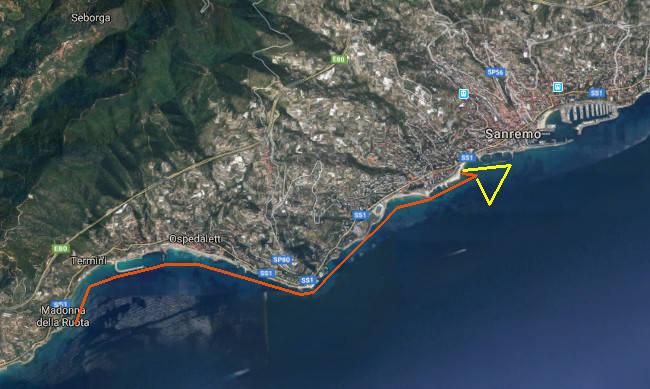 031e0d4d0ba3 Sanremo ospita la Gran Fondo di nuoto in mare - Riviera24
