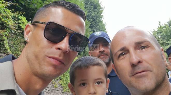 riviera24 - Massimo Pesce incontra la Juventus