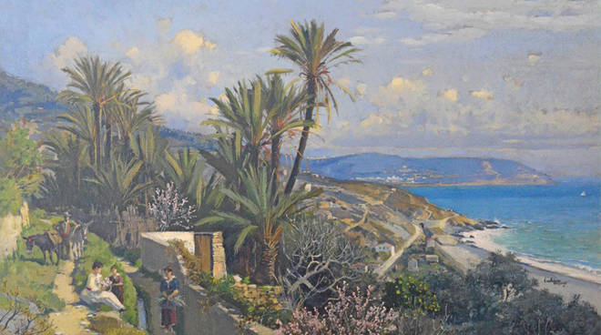 riviera24 - Mostra Clarence Bicknell