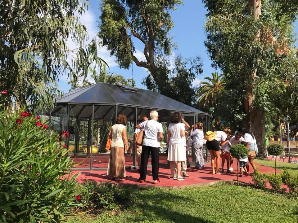 Riviera24- Orangerie giardini Regio