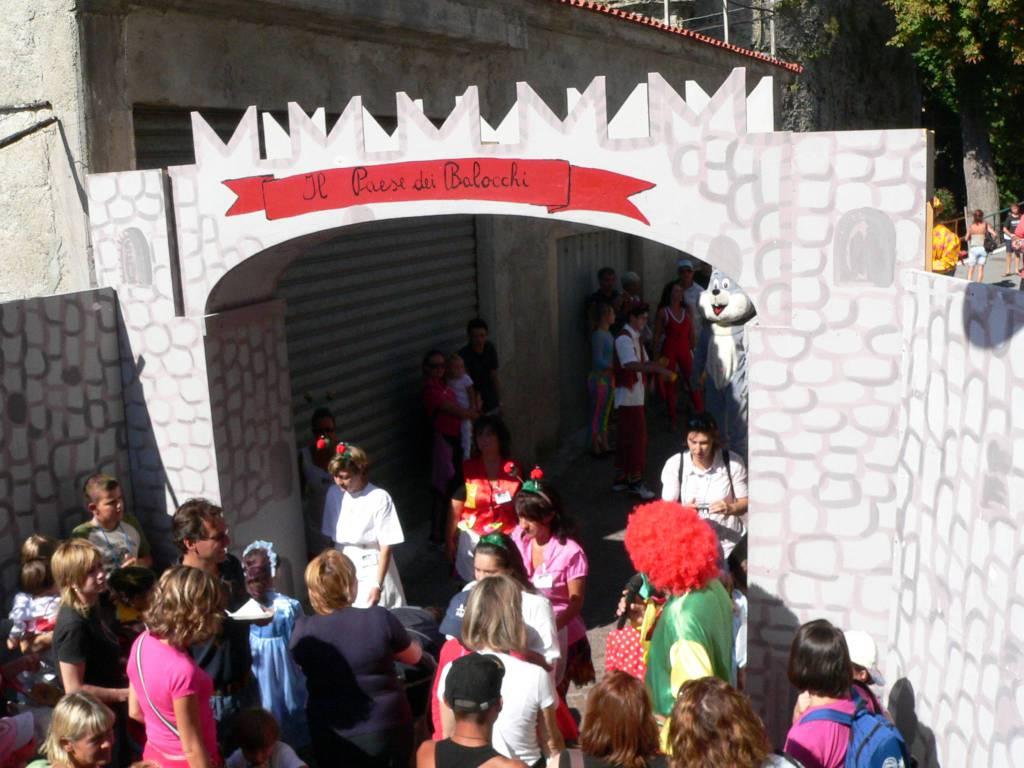 riviera24 - Paese dei Balocchi a Andagna