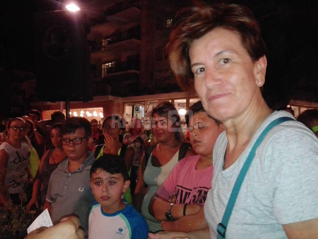 """riviera24 - """"Passeggiata sotto le stelle"""" a Vallecrosia"""