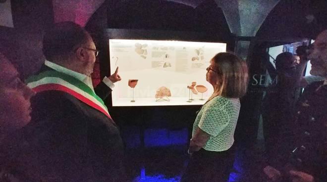 riviera24-Riva Ligura, apre il museo SEM spazio espositivo multimediale scavi romani