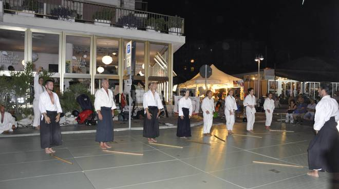 "riviera24 - ""Sport Meets Food"" a Vallecrosia"
