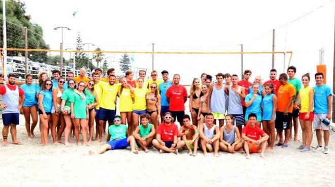 torneo 24 ore beach volley bordighera