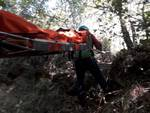 incidente caccia apricale