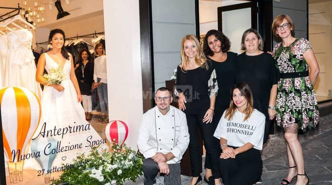 riviera24-Atelier Emé sanremo sfilata abiti sposa