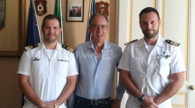 riviera24-cambio capitaneria fronte coppola comandante
