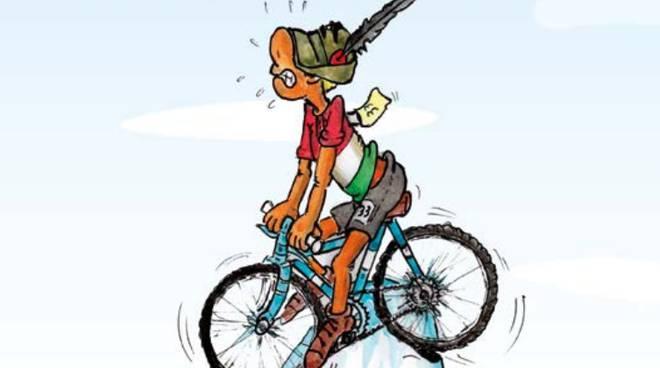riviera24 - Campionato nazionale Ana di mountain bike