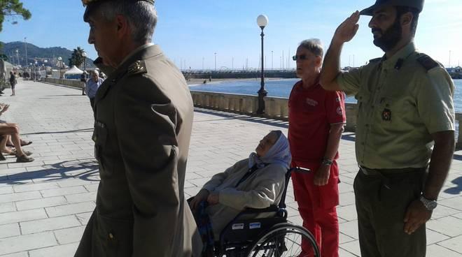 Riviera24- commemorazione Caporal Maggiore Langella