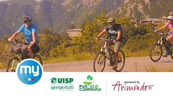 riviera24 - E-bike tour sull'Alta Via del Sale