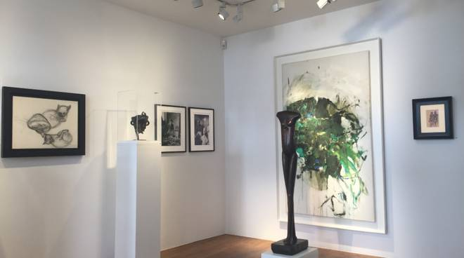 Riviera24- galleria d'arte moderna