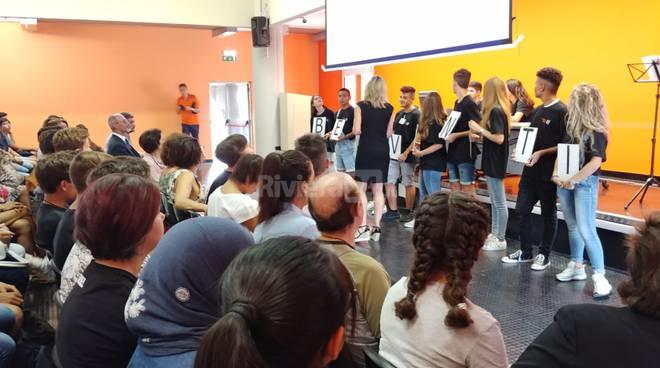 riviera24 - Inaugurazione anno scolastico a Istituto tecnico Ruffini a Imperia