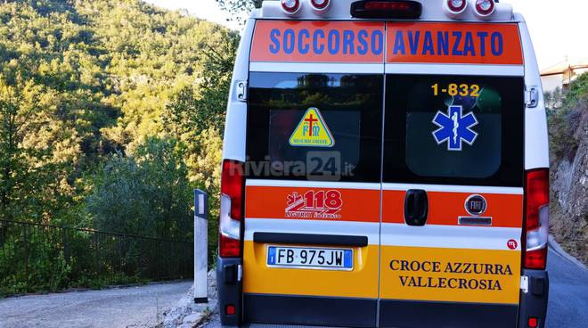 Riviera24- Incidente caccia Apricale