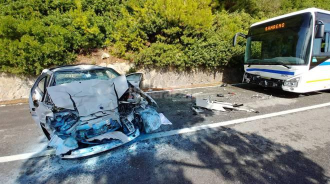 riviera24 - Incidente mortale ad Aregai