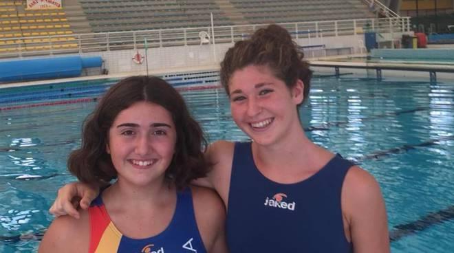 riviera24 - Margherita Amoretti e Giorgia Ferraris