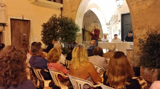 riviera24 - Marino Magliani al Parasio