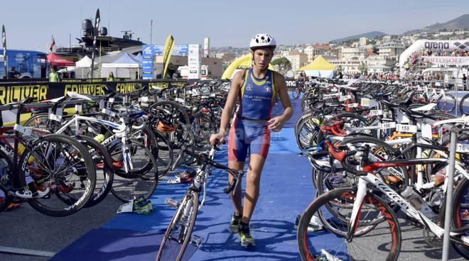 riviera24 - Portosole Sanremo Olympic Triathlon 2018