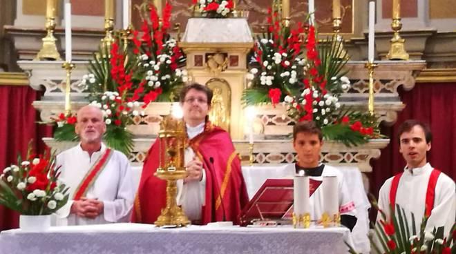riviera24- santa messa a molini