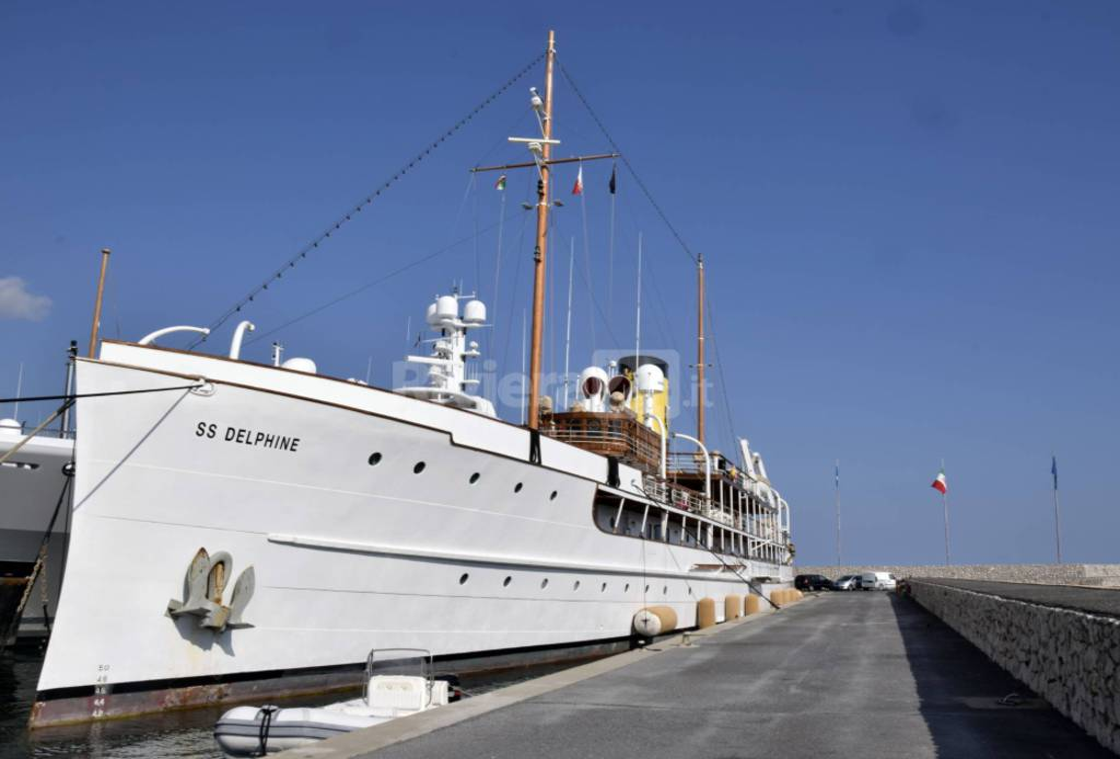 riviera24 - SS Dauphine a Sanremo