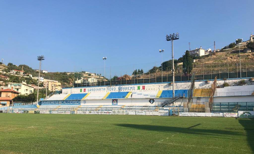 riviera24 - Stadio Comunale a Sanremo