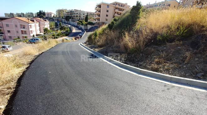riviera24-strada san lorenzo finita
