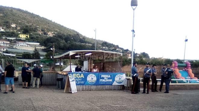 rivira24 - Festa provinciale della Lega a Camporosso