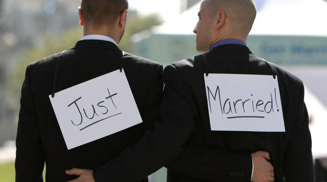 Unione civile, matrimonio gay