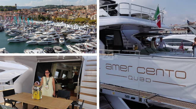 Yachting Festival Cannes Amer Yachts – Gruppo Permare