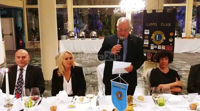 Anno sociale Lions Club Bordighera Capo Nero Host
