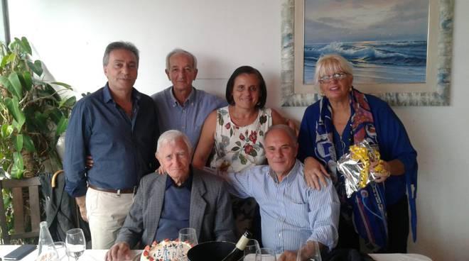 Ventimiglia Festeggia I 102 Anni Di Damiano Sciove Riviera24