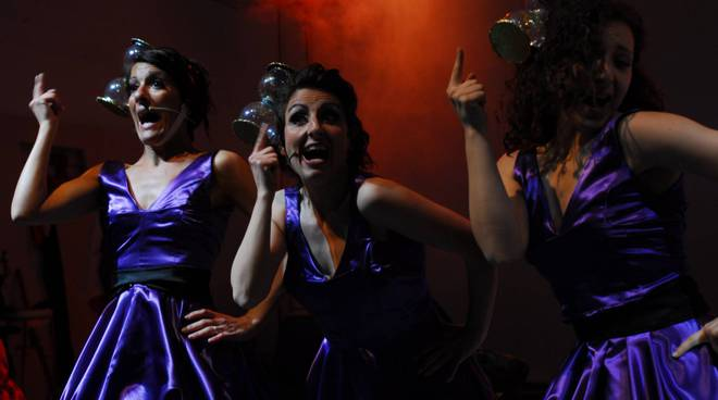 """Le streghe - Musical tra storia e leggenda"""