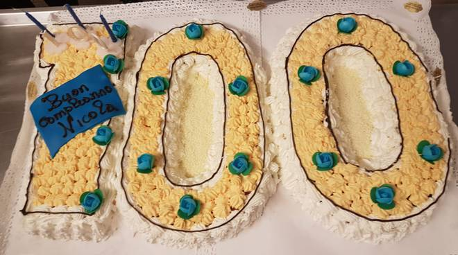 Nicola Surico 100 anni
