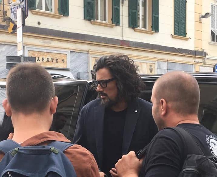 Riviera24- Alessandro Borghese a Sanremo