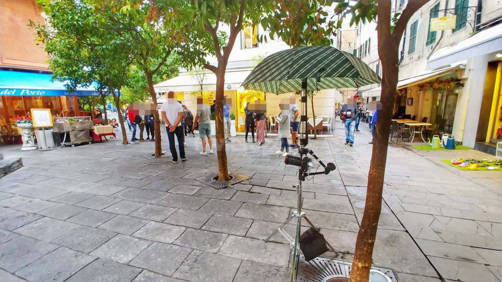 riviera24-Alessandro Borghese piazza bresca