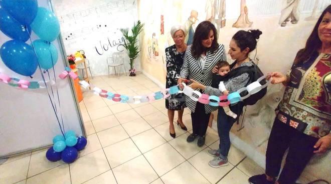 riviera24-Baby Pit Stop punto allattamento Palafiori