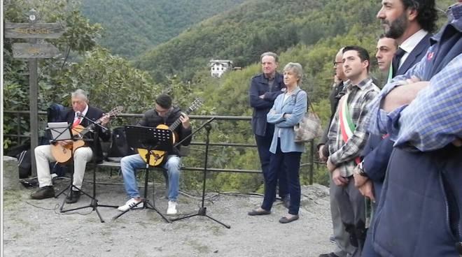 Riviera24- commemorazione partigiani