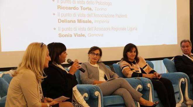 riviera24 -  Cristina Oliani, Paola Varese, Deliana Misale, Sonia Viale e Riccardo Torta