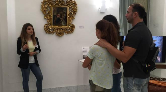 Riviera24- famiglie al museo Sanremo