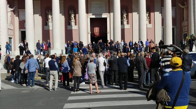 riviera24 - Funerale di Antonio Di Marco