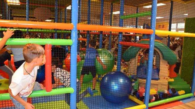 Riviera24-inaugurazione del parco giochi Marameo