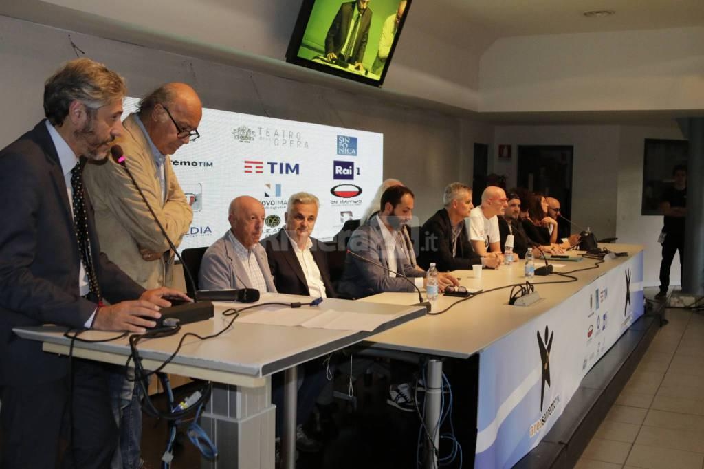 Riviera24-La conferenza stampa di lancio della seconda settimana di corsi