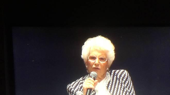 riviera24 - Liliana Segre