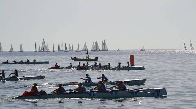 riviera24 - Sanremo Campionato del Mediterraneo CoastalRowing